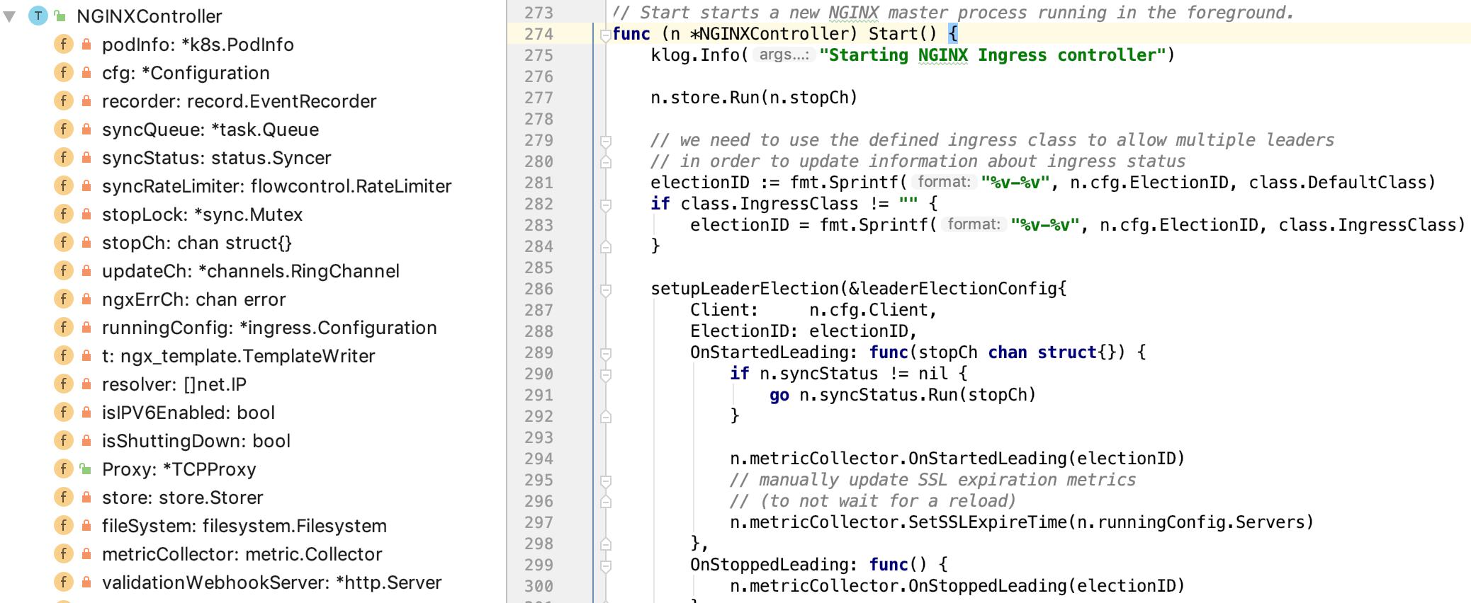 kubernetes ingress-nginx 0 25 源代码走读笔记 李佶澳的博客